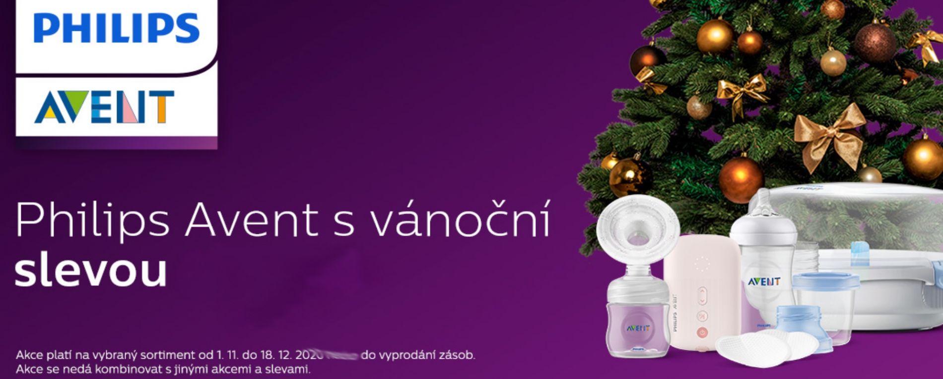 Vánoční sleva Avent!