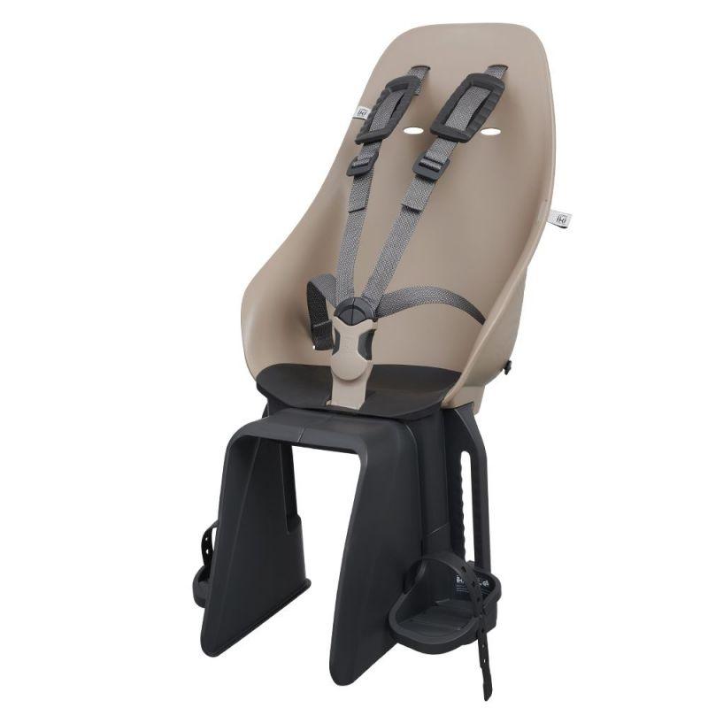 [220592] Zadní sedačka na kolo s adaptérem na nosič (Inaho Béžová-Bincho Černá).jpg