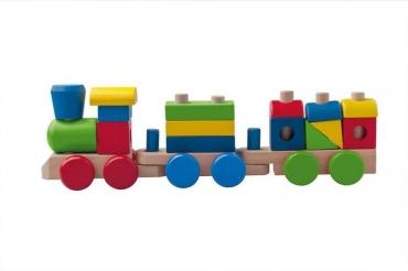skládací vlak 2vagon