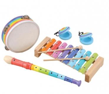 muzikální set s xylo