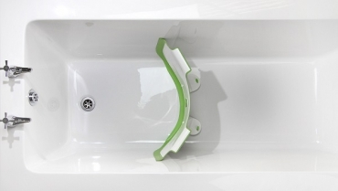 přepážka do vany