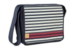 Striped Zigzag Navy