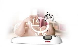 digi váha s melodií