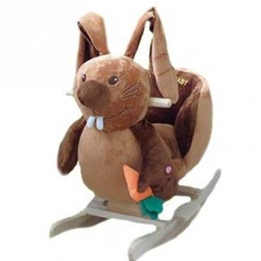 houpací králíček