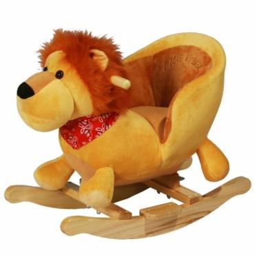 houpací lvíček