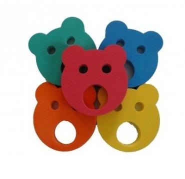 kroužky medvídek