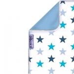 Dooky Blanket jednobarevná rubová strana