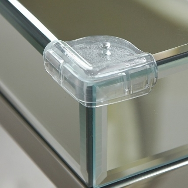 Ochrana skleněných r
