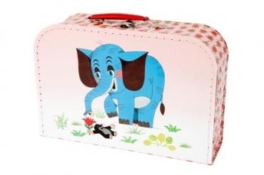 kufřík krtek a slon