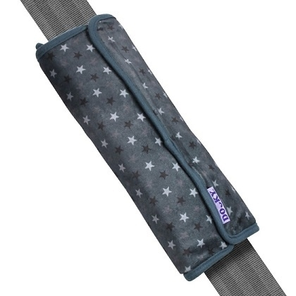 Seatbelt Pillow Grey