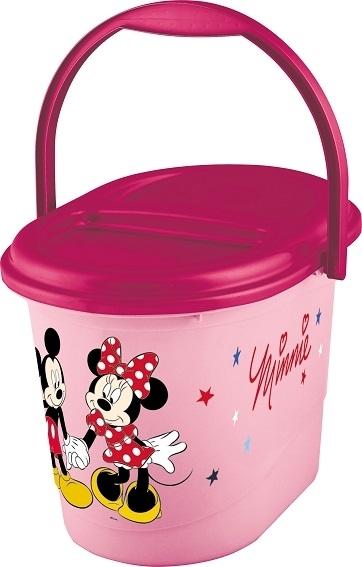 Mickey&Minnie růžová
