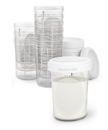 skladovací pohárky