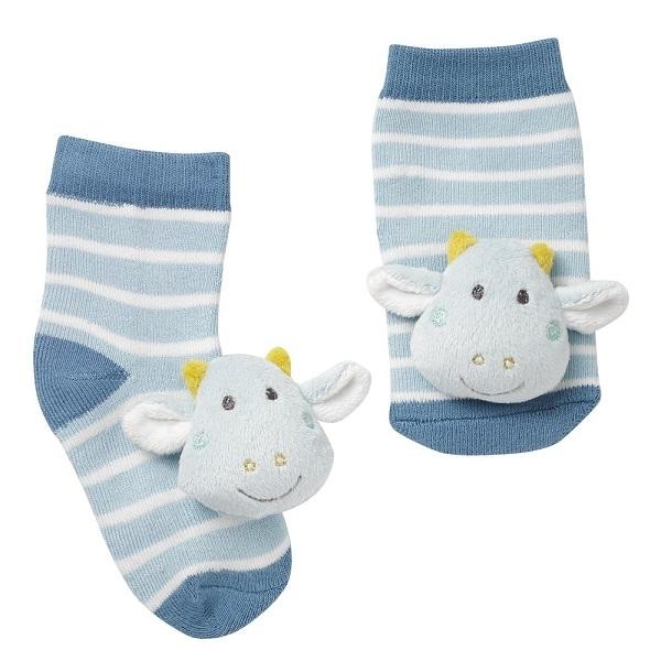 chrastící ponožky