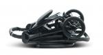 Black fishbone - složený