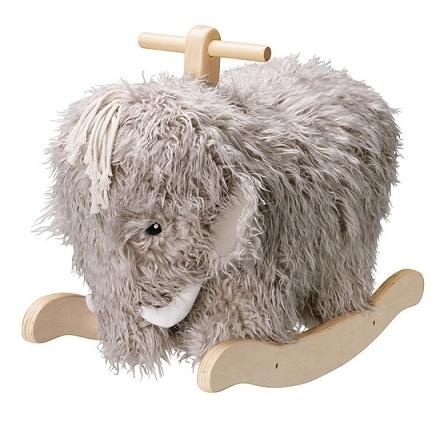 Dětská houpadla, houpací koně