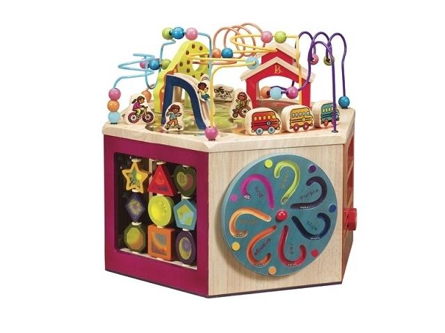 Hračky pro rozvoj dítěte