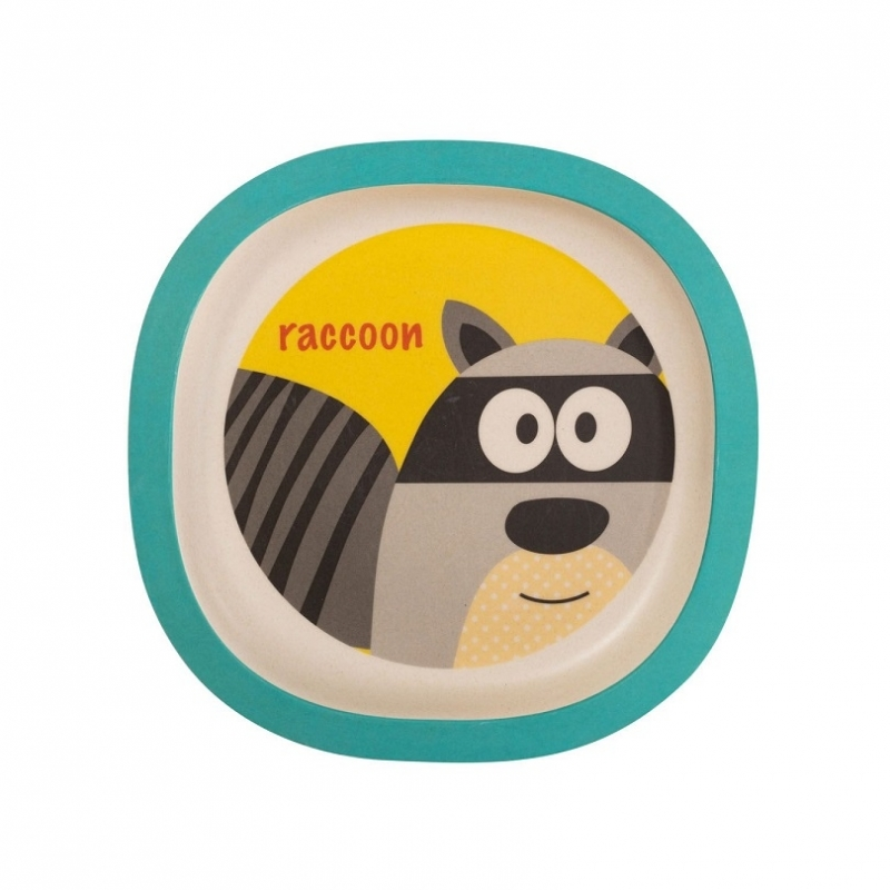 talířek Raccoon